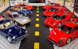 Raritetni Ferrariji uskoro na dražbi