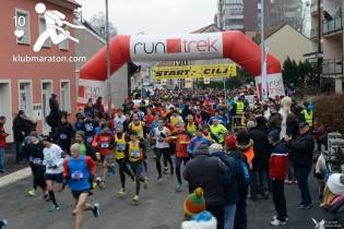 """Odlično organiziran """"Krapinski cener"""" okupio rekordan broj trkača"""