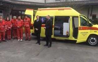 Hitnoj službi novi sanitet vrijedan 700.000 kuna
