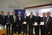 Dodijeljene Zlatne plakete ŽK Krapina za 2014. godinu