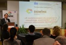 Završna konferencija projekta DEMINE o sudjelovanju zaposlenika u odlučivanju