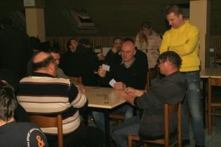Turnir u belotu za pomoć NK Matija Gubec