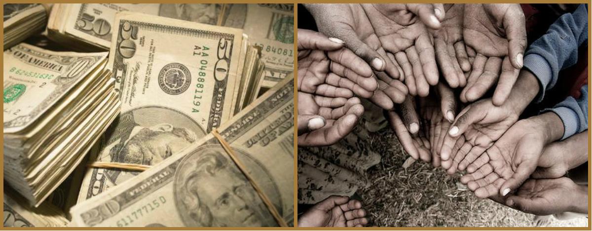 Jedan posto najbogatijih posjeduje više nego 99 posto svih ostalih