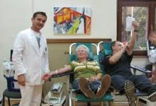 U ponedjeljak i utorak akcije darivanja krvi