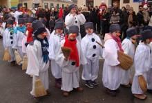 Mali županijski fašnik, s povorkom od 300-tinjak sudionika, u subotu 30. siječnja