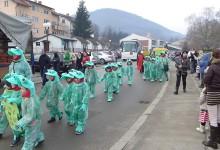 Više od 200 mališana sudjelovalo na malom Županijskom fašniku