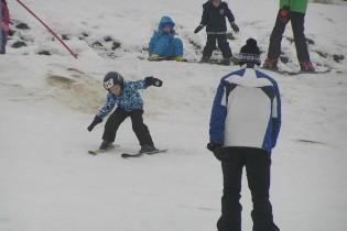 Prvo otvoreno prvenstvo Zagorja u alpskom skijanju za limače