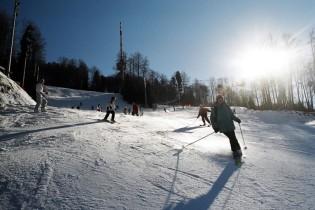 Crveni spust otvoren za građane, na ostalim stazama snijeg se još radi