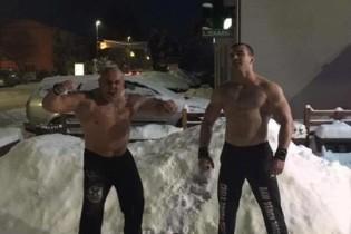 Zimske pripreme na snijegu za Sreletov povratak na najjače