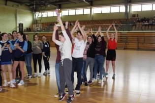 Srednja škola Krapina županijski prvak u ženskom futsalu, košarci te u stolnom tenisu