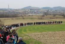 Izviđači u subotu, 5. ožujka, pozivaju sve zainteresirane na tradicionalni Križni put