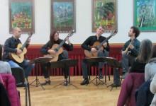 Zagrebački gitaristički kvartet gostovao u Krapini