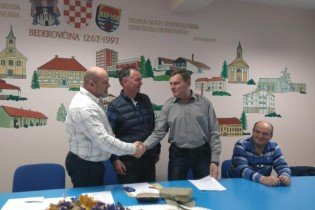 Deset sportskih udruga osnovalo Sportsku zajednicu Općine Bedekovčina
