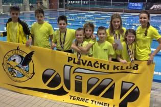 Olimpovci osvojili devet medalja i četiri pokala namijenjena najboljima