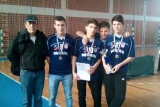 U poluzavršnici školskog Državnog prvenstva, krapinski stolnotenisači osvojili drugo mjesto