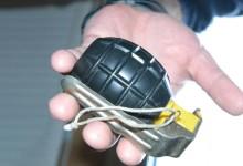 Čistio baraku, pa pronašao ručnu bombu