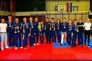 "Kickboxing klub ""Zmaj"" s 27 odličja najtrofejniji klub na 3. Međunarodnom kupu ""Zabok open 2016"""
