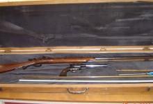 Kod 65-godišnjaka pronašli pušku, kuburu domaće izrade, 3,2 kilograma eksploziva, barut i streljivo