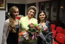 """Otvorena izložba slika ruske slikarice Larise Kralj """"Proljetno buđenje"""""""