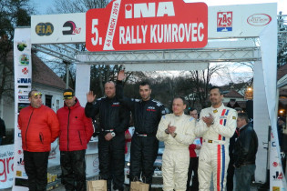 Na startu se pojavilo rekordnih 70 automobila, a pobijedila hrvatsko – mađarska posada Hideg – Kerek