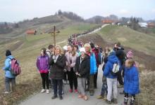 U 20-ak kilometara dugom hodu sudjelovalo 250 sudionika