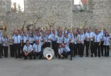 Puhački orkestar iz Špičkovine i Tamburaši KUD-a Pregrada na Razglednici najboljih kulturno-umjetničkih amaterskih ostvarenja
