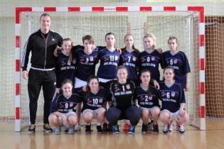 Talentirane nogometašice Srednje škole Krapina osvojile broncu na poluzavršnom natjecanju Državnog prvenstva u futsalu