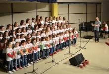 """Društvo """"Naša djeca"""" Zabok promoviralo CD """"Zdravo i fino"""" Zabočkih mališana"""