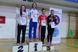 Karla Bartolin postala državna prvakinja u kickboxingu