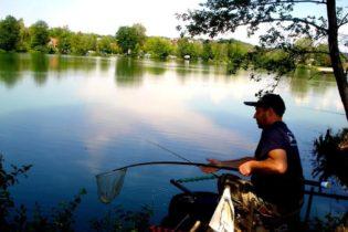 Održan županijski Kup u lovu ribe udicom na plovak