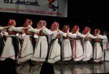 Cjelovečernja kulturno – umjetnička poslastica za ljubitelje folklora