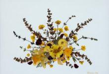Otvorenje izložbe cvjetnih kolaža i predstavljanje književnog stvaralaštva Nade Jačmenice
