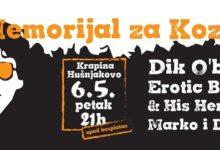 Žestoka rock svirka i humanitarna akcija ovog petka na Hušnjakovom