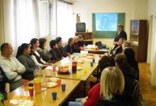 Susret udomiteljskih obitelji i smještenih korisnika danas u Društvenom domu u Vinipotoku