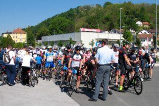 Zagorci i Slovenci zajedno biciklirali dolinom Sutle