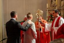 Kardinal Josip Bozanić krapinskim potvrđenicima, njih 95, podijelio sakrament Svete Potvrde