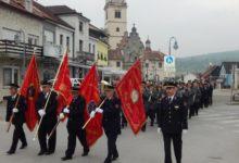 Vatrogasna zajednica Marije Bistrice održala godišnju skupštinu i proslavila blagdan sv. Florijana na Vinskom Vrhu