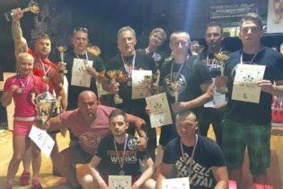 Srele brutal Team potukao konkurenciju – 11 natjecatelja osvojilo 11 zlata i oborilo šest rekorda