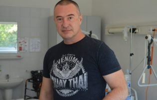 Živim u Zagrebu između dvije bolnice, ali želio sam doći isključivo u zabočku, pacijenti su ovdje privilegirani