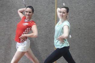 Mlade twirlingašice iz Krapine zlatne u Sloveniji