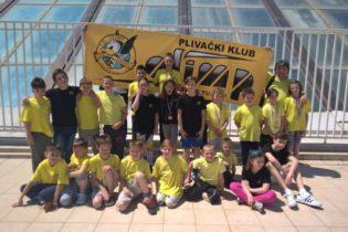 Olimpovci se s Državnog prvenstva u Zagrebu vratili s 26 medalja