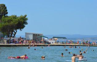 Bili smo na Krku: Ovo je fantastično, uvijek biramo more prije toplica, makar i na jedan dan