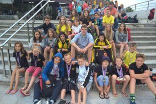 Olimpovci se iz Siska vratili s 91 pojedinačnom i 88 štafetnih medalja