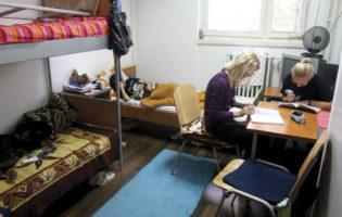 Najniža cijena studentske sobe 100 kuna, najjeftiniji stan 100 eura