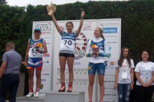 Oroslavčanka Yvonne Mrzljak najbolja juniorska sprinterica u ski rolanju
