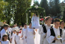 U petak Učiteljice, u ponedjeljak svečana proslava Velike Gospe, a za kraj veliki Oldtimer show