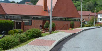 Uređeno 170 metara nogostupa kraj Galerije Augustinčić