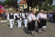 Povorka KUD-ova, svečano misno slavlje i nastup Kavalira