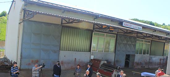 Dvije zagorske tvrtke, OMP iz Zaboka i Krklec – Metal iz Huma na Sutli, dobile ukupno osam milijuna kuna