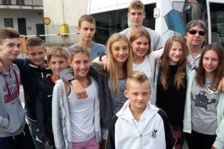 Na bazenima na Crnici u Šibeniku, tjedan dana na pripremama boravi 14 Olimpovih plivača i plivačica